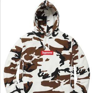 REAL Supreme Camo Jacket
